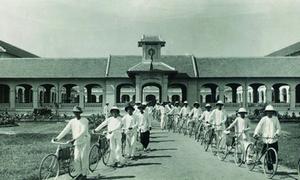 Ngôi trường thời Pháp mang tên học giả Trương Vĩnh Ký