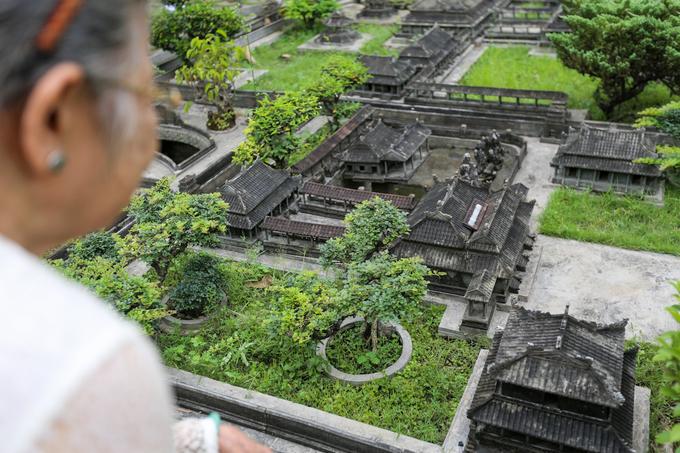 Tiến sĩ tái hiện cố đô Huế ở Sài Gòn để báo hiếu cha mẹ