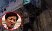 Ông Đoàn Ngọc Hải không dẹp cầu thang chiếm vỉa hè của nhà cụ bà 80 tuổi
