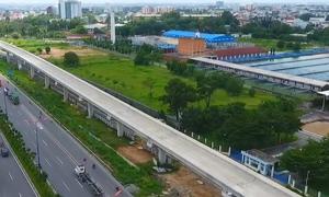 TP HCM kêu gọi đầu tư 6 tuyến đường sắt đô thị