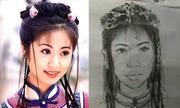 Ảnh chân dung truy nã hài hước trong phim cổ trang Trung Quốc