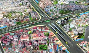 TP HCM phát triển các nút giao thông ngầm ở cửa ngõ