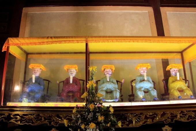 Ngôi Quốc tự giữ nhiều tượng thờ quý hiếm ở Huế