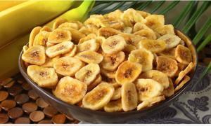 Dây chuyền sản xuất 23 tấn snack chuối mỗi ngày