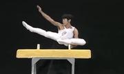 Triệu người phát cuồng với phần thi nhảy ngựa tay quay của VĐV Nhật