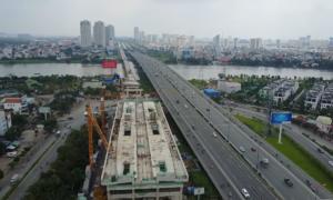 Thiết bị của tuyến metro số 1 Sài Gòn bị ách ở cảng vì thuế