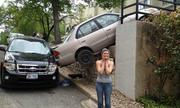 15 điểm đỗ xe không tưởng của quái xế