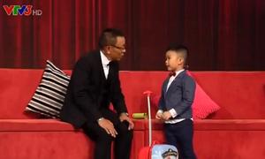 Khả năng ghi nhớ kiến thức về châu lục của cậu bé 5 tuổi