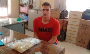 Nuốt một kg cocain từ Nam Mỹ đưa vào Việt Nam
