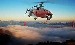 Công ty Hà Lan lên kế hoạch lái xe bay vòng quanh thế giới