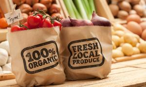 Khác biệt giữa thực phẩm hữu cơ và rau củ thông thường
