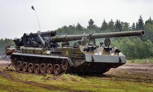 5 'vị thần chiến tranh' đáng sợ nhất của pháo binh Nga
