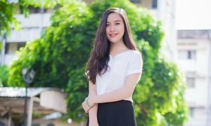 Nữ thủ khoa kép ngành Ngôn ngữ Anh ở TP HCM