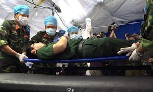 Việt Nam đưa bệnh viện dã chiến nhận nhiệm vụ tại Nam Sudan
