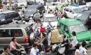 TP HCM thu phí ôtô vào trung tâm, kẹt xe có giảm?