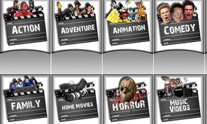 Tên gọi các thể loại phim bằng tiếng Anh