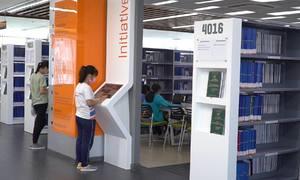 Thư viện tự động rộng gần 9.000 m2 của sinh viên Sài Gòn