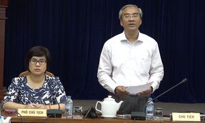 Chính quyền quận xin lỗi tiểu thương chợ An Đông TP HCM