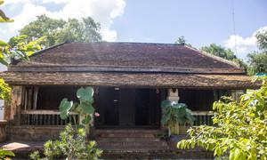 Nhà gỗ hơn 120 tuổi ở Tây Ninh