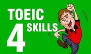 Sự khác nhau giữa TOEIC hai và bốn kỹ năng