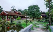 Biệt phủ triệu đô trồng cây xanh giữa lòng Hà Nội gây sốt mạng XH