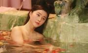 Hậu trường hài hước cảnh tắm gợi cảm trong phim Trung Quốc
