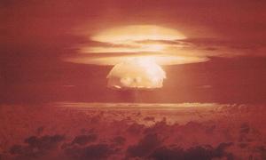 Nổ bom nhiệt hạch ở Thái Bình Dương - bước đi đáng sợ của Triều Tiên