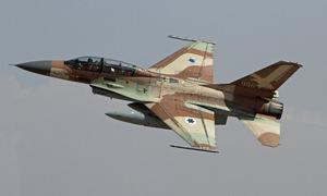 Israel bị tố không kích sân bay thủ đô Syria