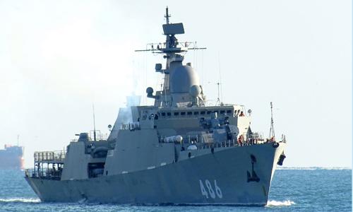 Trang bị của tàu hộ vệ tên lửa Nga sắp bàn giao cho Việt Nam