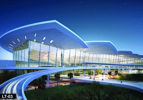 Ba phương án thiết kế sân bay Long Thành được trao đồng giải nhất