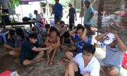Cảnh sát nổ súng bắt đá gà qua mạng ở ven Sài Gòn
