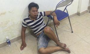 Băng cướp liên tỉnh bị bắt trong lúc phê ma túy