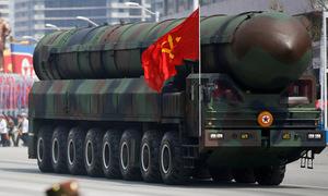 Sở hữu vũ khí hạt nhân, Triều Tiên có thể làm suy yếu vị thế Mỹ