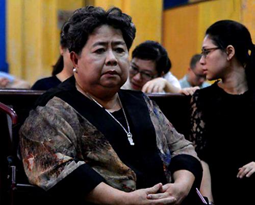 Bà Phấn được cho là có nhiều sai phạm trong thời gian điều hành TrustBank.