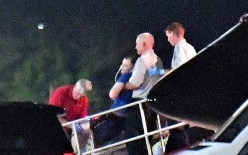 Otto Warmbier, 22 tuổi, hồi tháng 6 được đưa về Mỹ trong tình trạng hôn mê. Ảnh: Reuters.
