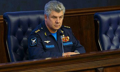 Thượng tướng Viktor Bondarev bất ngờ mất chức. Ảnh: Military.ru