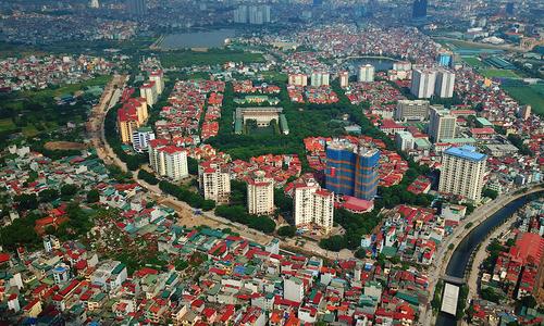 Đường 600 tỷ đồng một km ở thủ đô làm 15 năm chưa xong