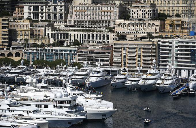 Siêu du thuyền đổ về Monaco dự triển lãm cho giới giàu