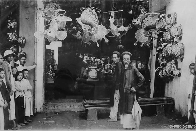 Tết Trung thu Hà Nội đầu thế kỷ 20