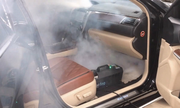 C-airfog - công nghệ lọc không khí và diệt khuẩn ôtô mới