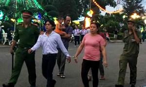 Hàng chục kẻ móc túi tại lễ hội Trung thu ở Phan Thiết