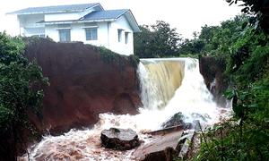 Nguy cơ vỡ hồ chứa nước, Bà Rịa - Vũng Tàu sơ tán dân