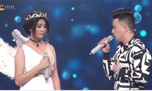 Cao Thái Sơn gục ngã với giọng hát của người đẹp 'thiên thần'