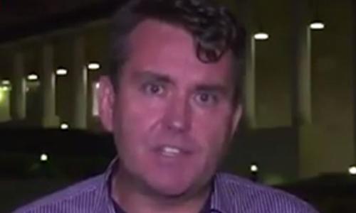 Tiến sĩ Wayne Petherick, phó giáo sư ngành tội phạm học tại Australia. Ảnh: Sky News.