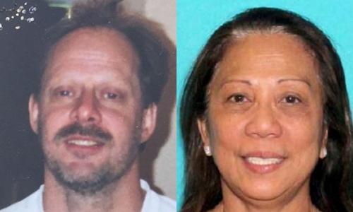 Stephen Paddock (trái) và Marilou Danley. Ảnh: Fox News/Reuters.