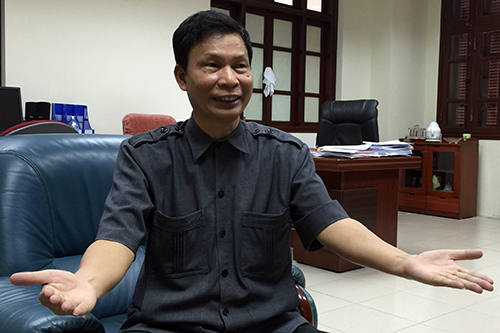 Vụ trưởng Thanh tra họp báo về việc 'bị đánh hội đồng'