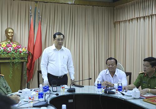Chủ tịch Đà Nẵng yêu cầu công an đảm bảo an ninh cho APEC