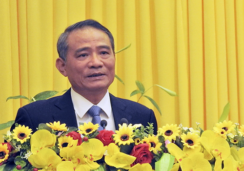 Ông Trương Quang Nghĩa: 'Tôi chẳng bao giờ nghĩ sẽ làm Bí thư Đà Nẵng'
