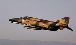 Phi cơ Iran bám đuôi, nhào lộn gần tiêm kích Mỹ