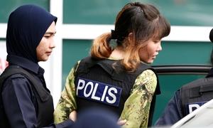 Malaysia chiếu trước tòa video người nghi Kim Jong-nam bị tấn công